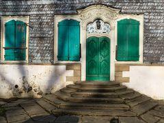 Eingang Haus Harkorten