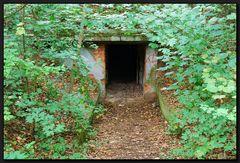 ...Eingang in die Unterwelt...