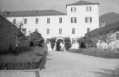Eingang Kloster Neustift Brixen/Südtirol