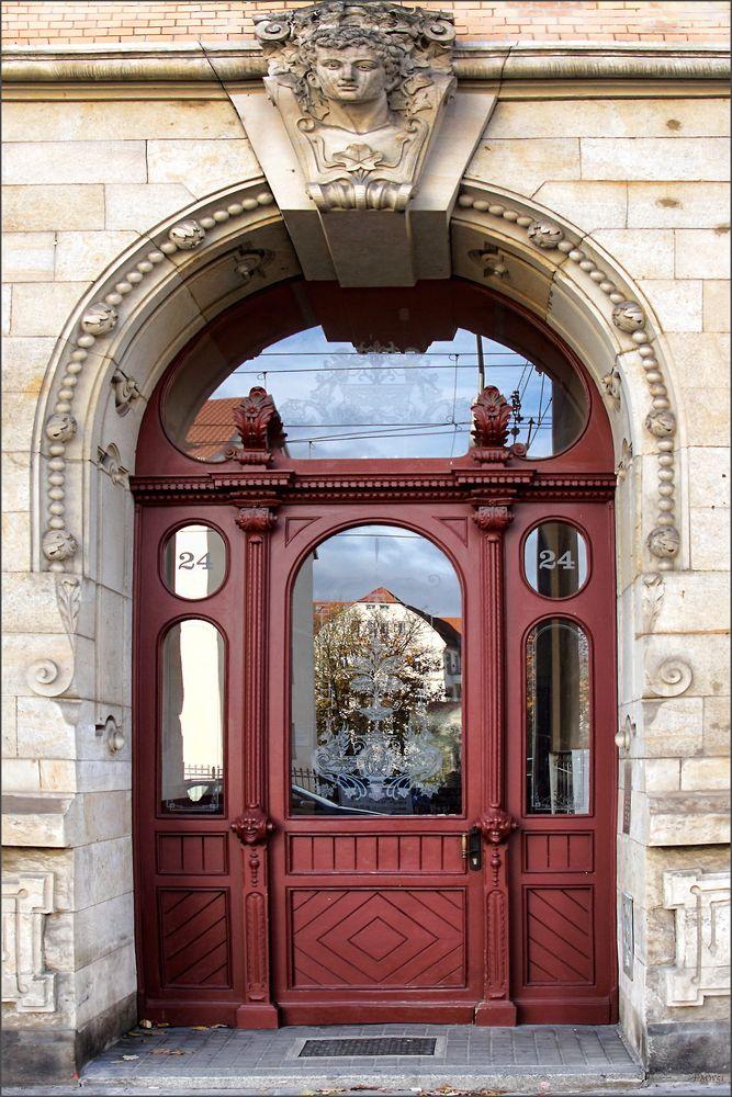 Eingang Lockwitzer Str. 24