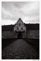 Eingang Schloss Huelchrath