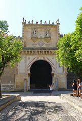 Eingang zum Alcazar de los Reyes Cristianos