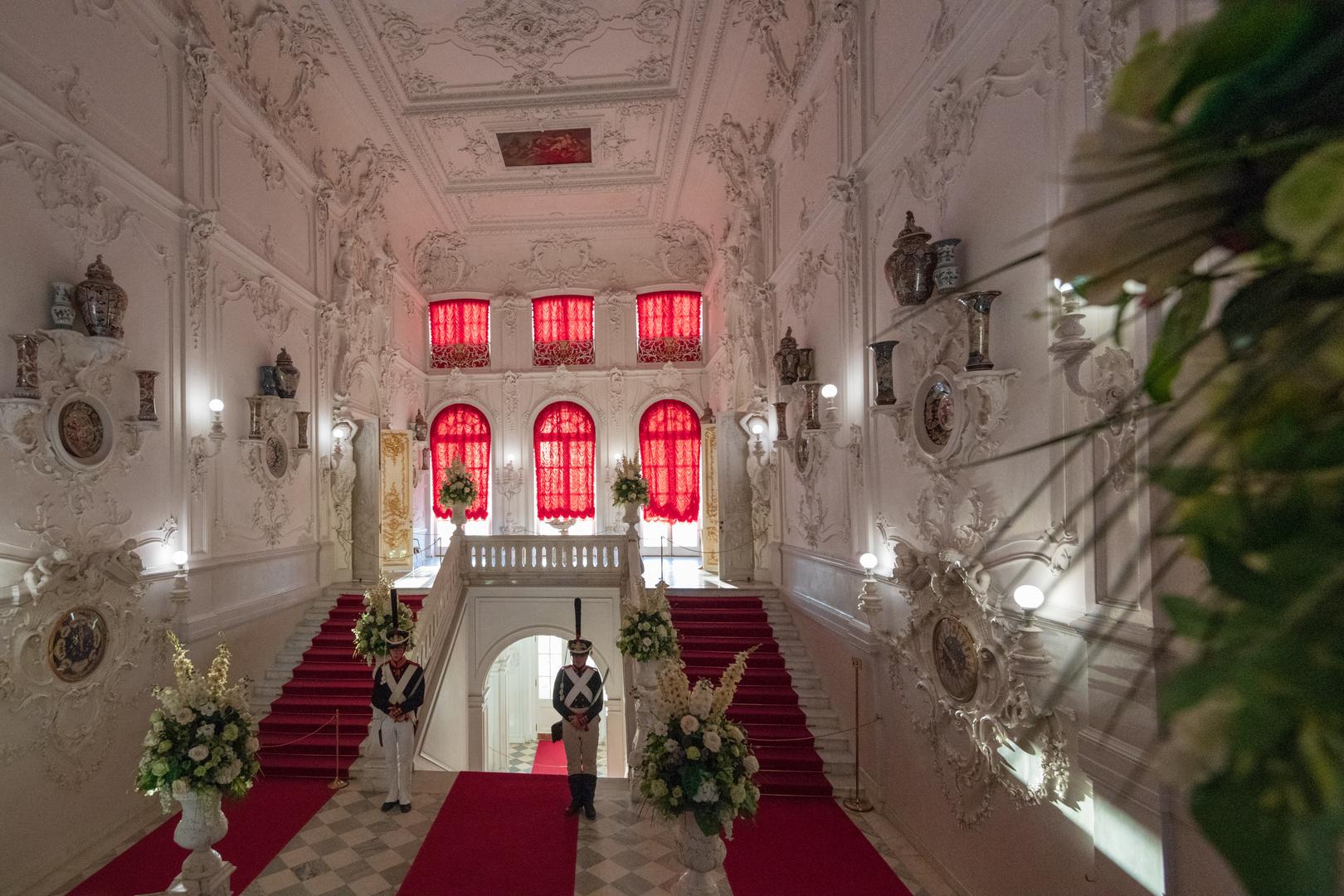 Eingang zum Katharinenpalast