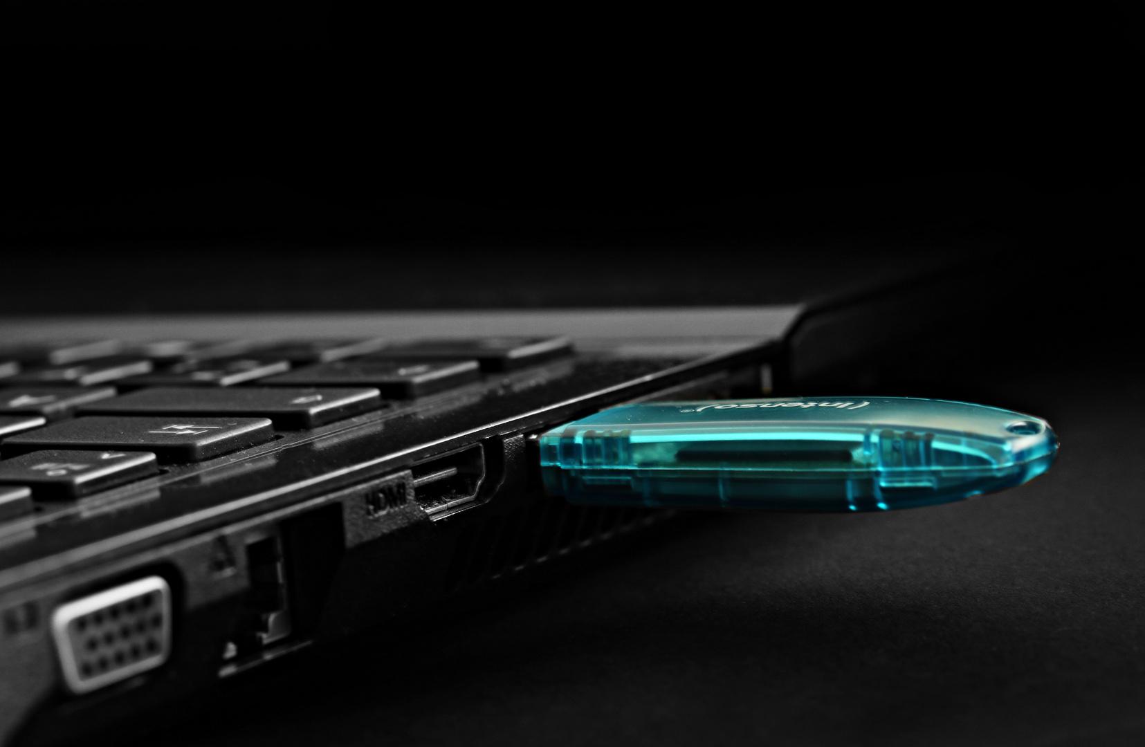 Eingang zur digitalen Welt