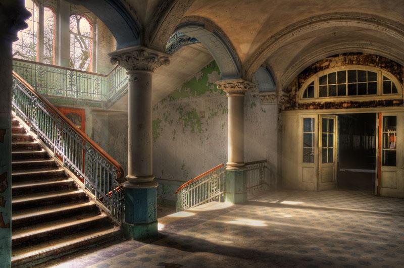 Eingangsbereich....