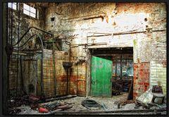 ...Eingangshalle in die Vergangenheit...