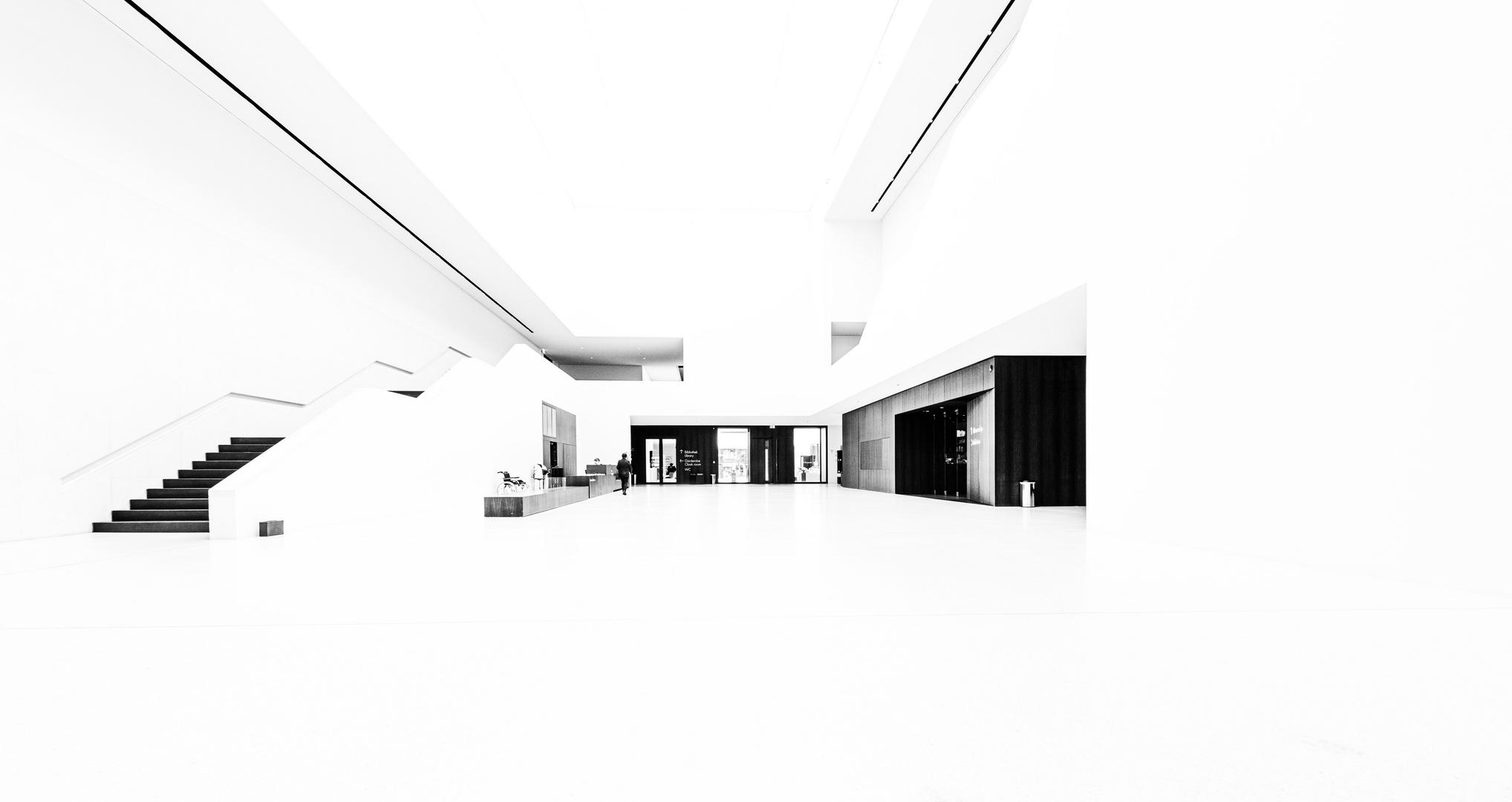Eingangshalle LWL Museum Münster