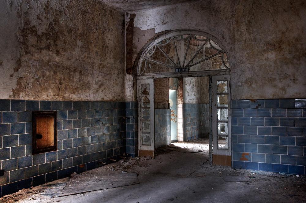 Eingangstür in Beelitz