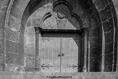 Eingangstür zur Igreja e Convento de Santo André