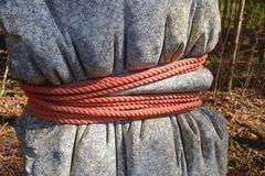 Eingeschnürter Granit