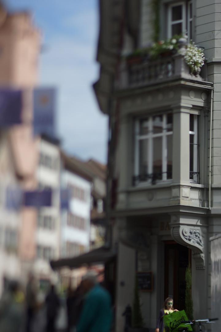 Einkauf in der Altstadt