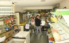Einkaufsladen in Lissabon