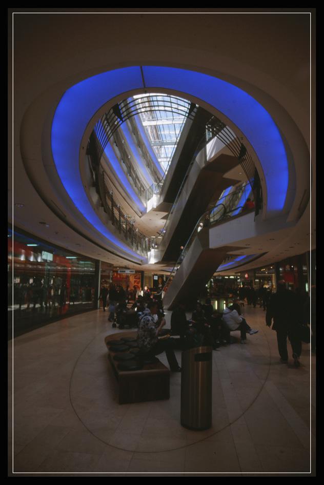 Einkaufszentrum in Stgt