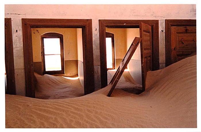 Einkehr der Sanddüne (Kolmannskop)