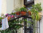 einladender Balkon in Haidhausen