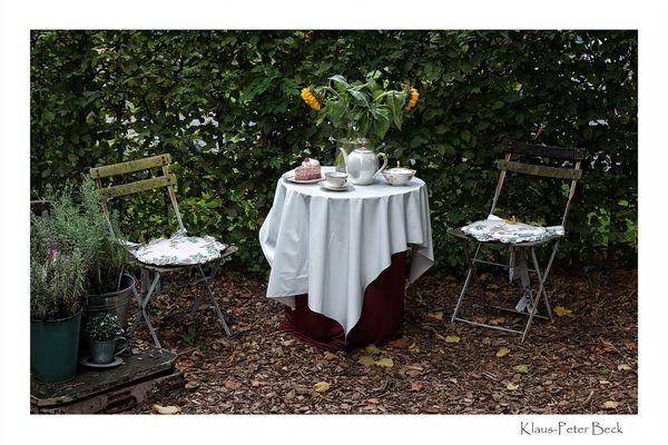 gedeckter tisch fotos bilder auf fotocommunity. Black Bedroom Furniture Sets. Home Design Ideas