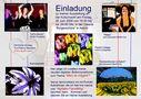 Einladung zu meiner Austellung an der Kulturnacht in Aesch 2009 von Henry Manders