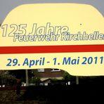 Einladung zur 125-Jahr Feier der Freiwilligen Feuerwehr Kirchhellen
