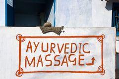 Einladung zur Massage