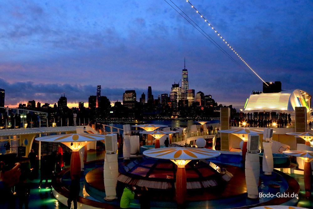 Manhattan Island New York