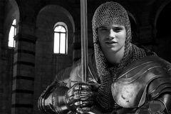 einmal ein Ritter sein