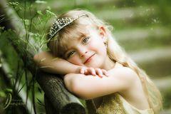 Einmal im Leben Prinzessin sein ....