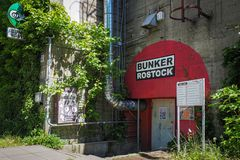 Einmalig in MV: Bunker als Partylocation