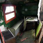 Einraumwohnung zu vermieten - leicht renovierungsbedürftig
