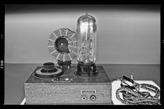 Einröhren-Radio