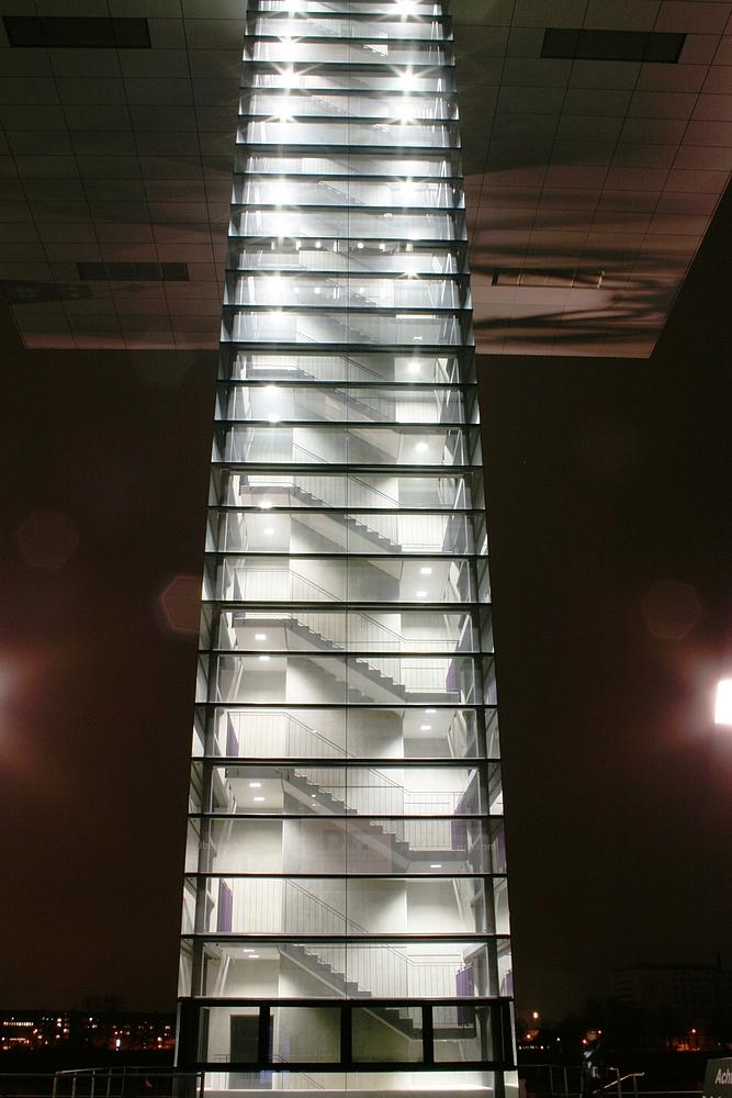 Eins der drei Kranhäuser in Köln (3)(24.02.2012)