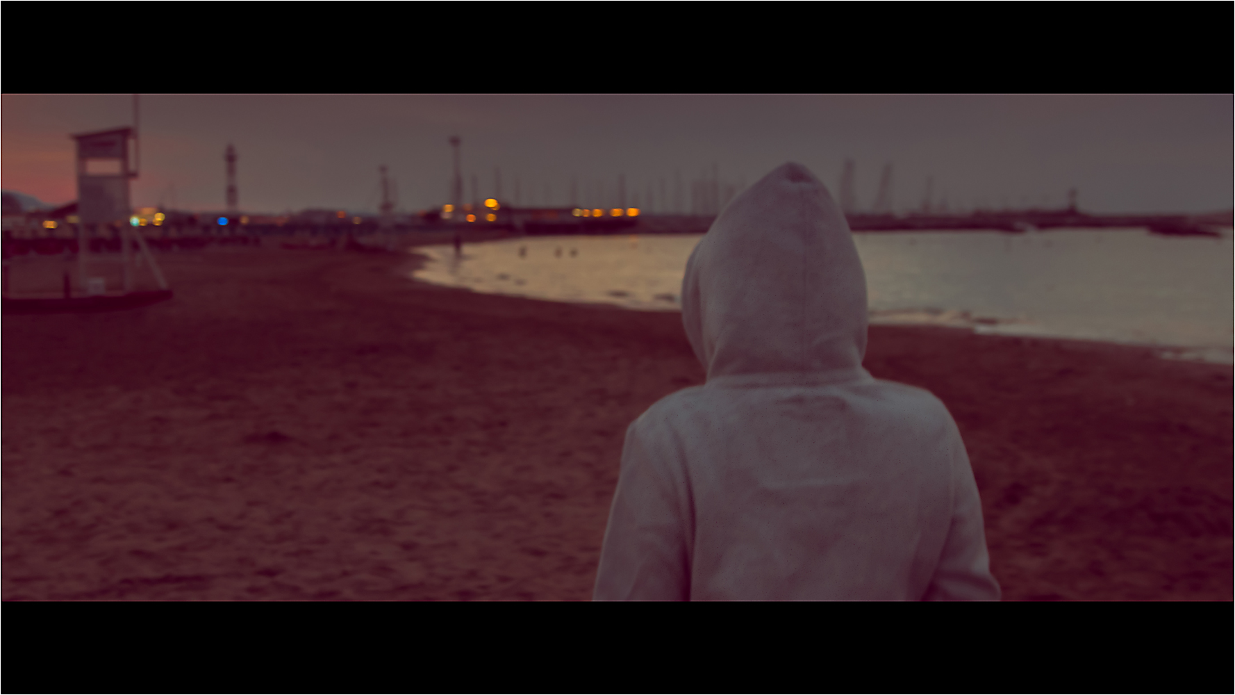 einsam...