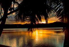 Einsam im Pazifik