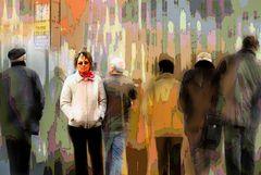 Einsam in der Stadt