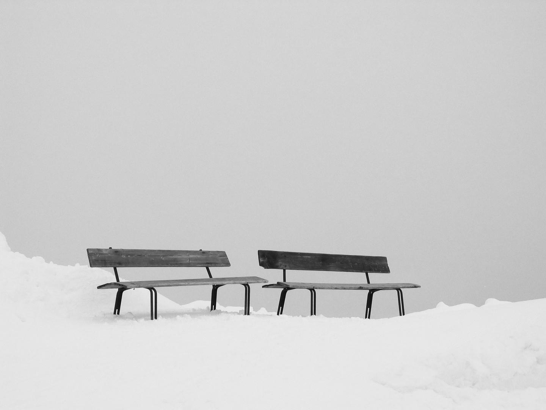 Einsam ohne Menschen