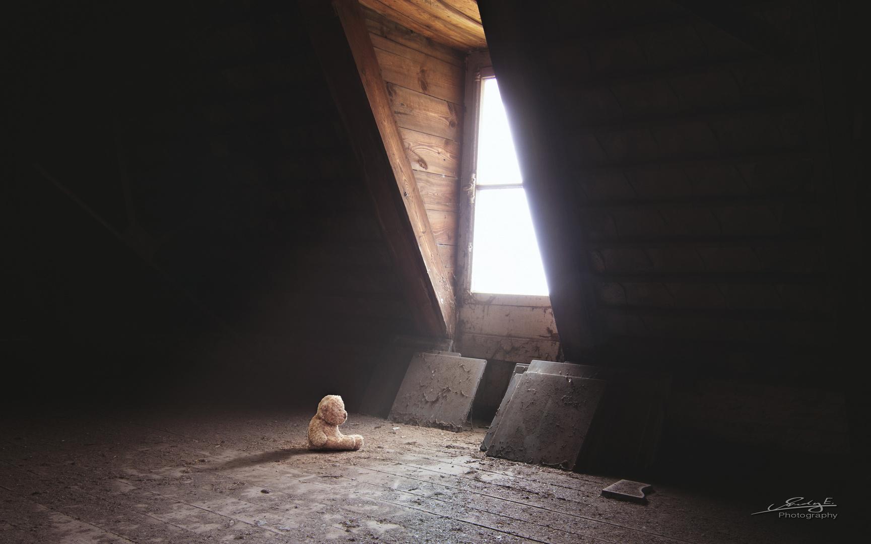 Einsam und verlassen Foto & Bild | emotionen, einsamkeit