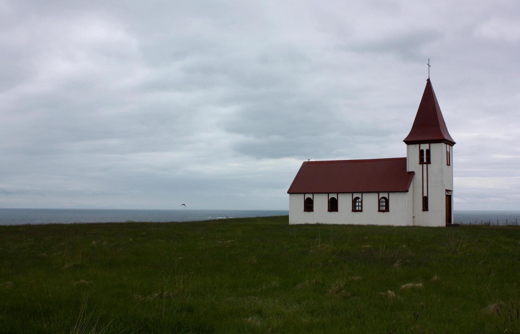 Einsame Kirche