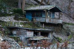 """""""Einsame"""" Waldhütte"""