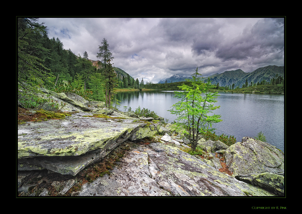 ~~~ Einsamer Bergsee ~~~