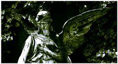 einsamer Engel