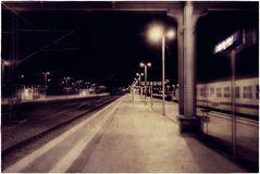 Einsamer Heimweg