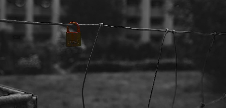 Einsamer Wächter, vergangener Zeiten...
