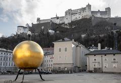Einsames Salzburg