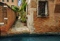 einsames Venedig