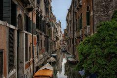 Einsames Venedig ......