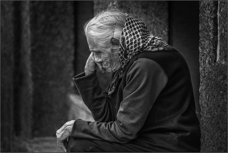 Einsamkeit Foto & Bild | erwachsene, menschen im alter