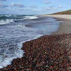 Einsamkeit am Ostseestrand bei Nidda.