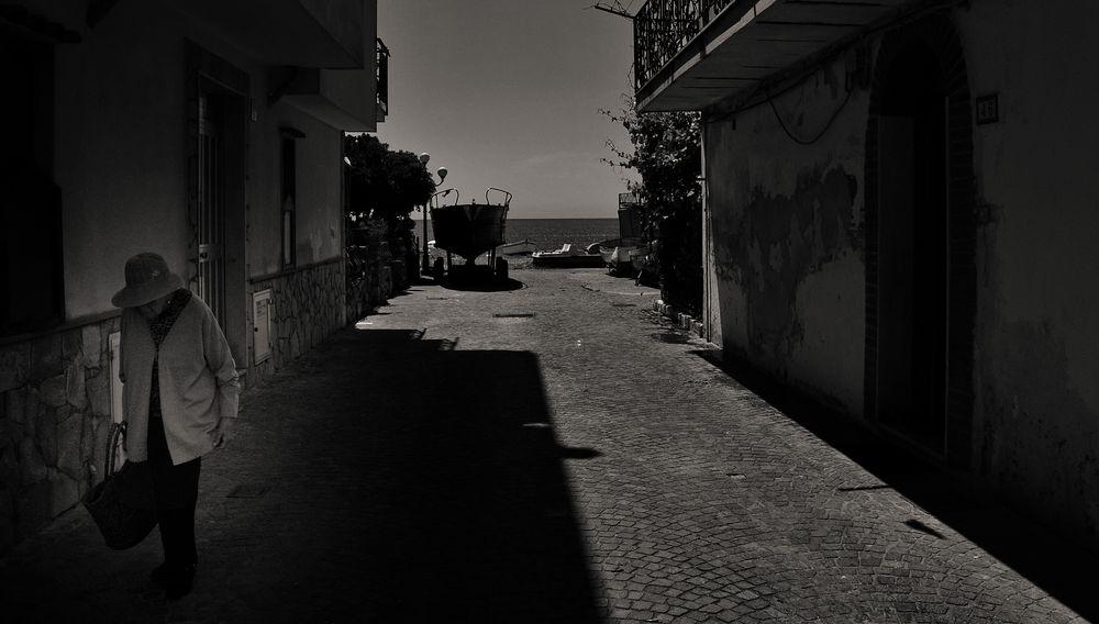 einsamkeit gibt es auch an schönen orten