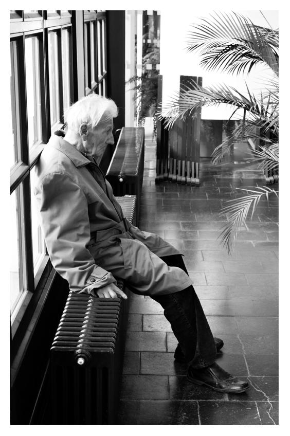 Einsamkeit im Alter 2 Foto & Bild | erwachsene, menschen