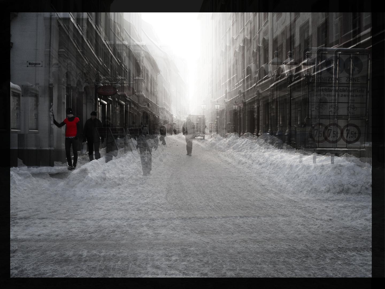 Einsamkeit in der Stadt