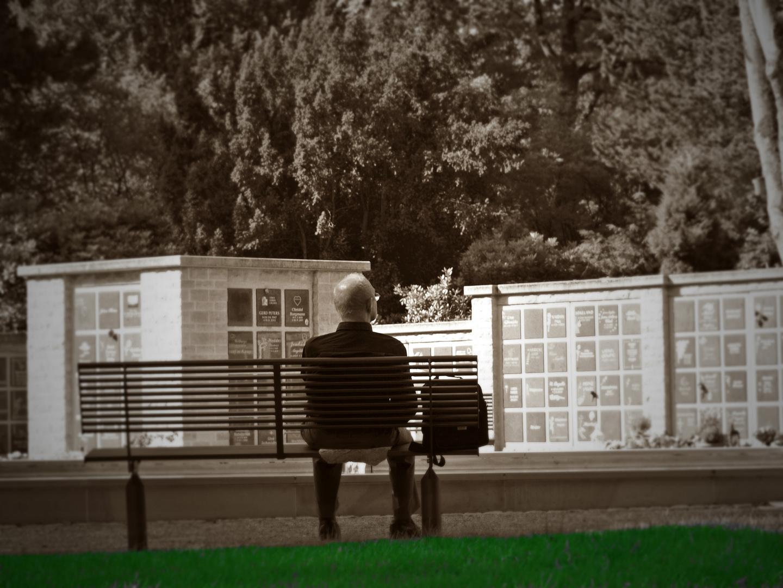 Einsamkeit ist hart